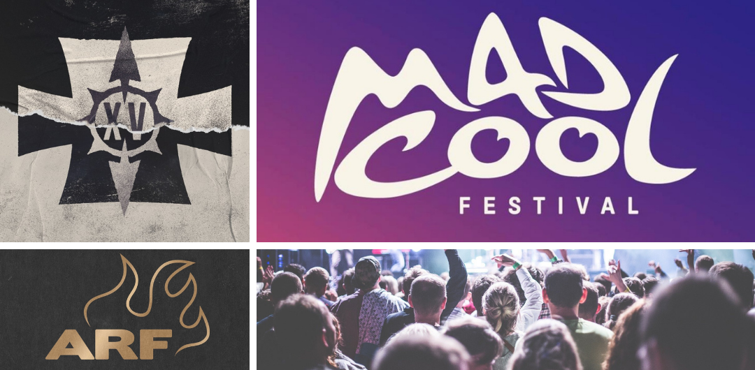 Novedades viajes festivales 2022
